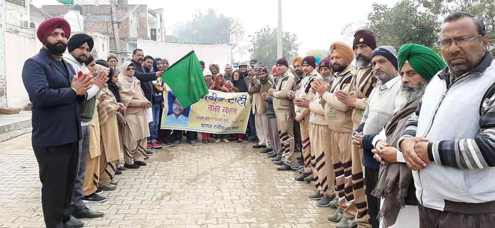 Ramesh Kumar becomes 11th body donation