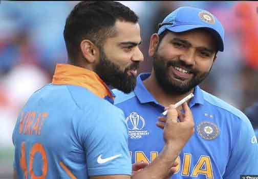 Rohit one day cricketer of the year - Sach Kahoon News