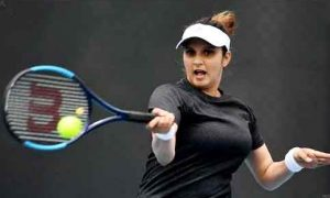 Sania Mirza made a stunning comeback on the tennis court after becoming a mother Sach Kahoon