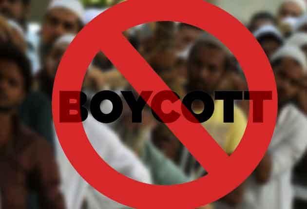 Social Boycott