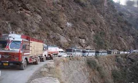 Srinagar-Jammu National Highway reopened after four days