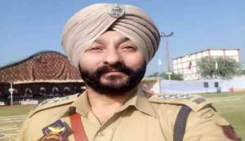 suspended DSP Davinder Singh's relatives house was also raided - Sach Kahoon News