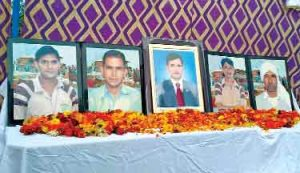 Tribute: Salute to the martyrs