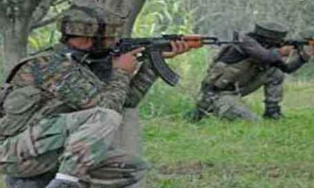 Two soldiers martyred
