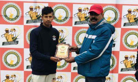 Jaipur won by a 3-2 margin with a ball out Sach Kahoon