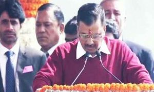 Arvind Kejriwal became CM of Delhi for the third time - Sach Kahoon - News