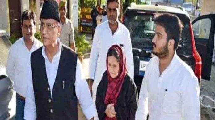 Azam Khan In Jail
