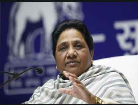 Bhadohi will be renamed Sant Ravidasnagar after coming to power: Mayawati)