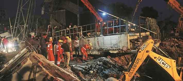 Building Collapse - Sach Kahoon news