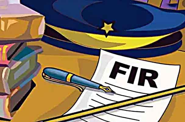 Complaint on 12 policemen including ASP - Sach Kahoon news