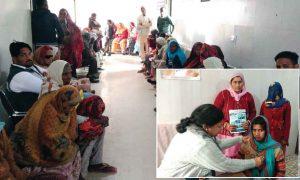 Free medical camp