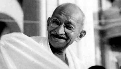 Gandhi's-Service
