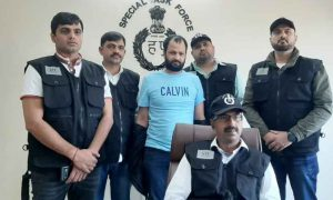 Notorious gangster Raju Basoudi arrested - Sach Kahoon