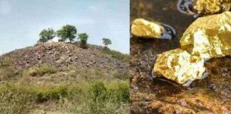 Gold In Sonbhadra