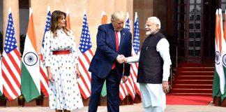 Modi Trump Conversation