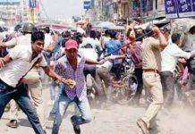 Raising Violence, political failure