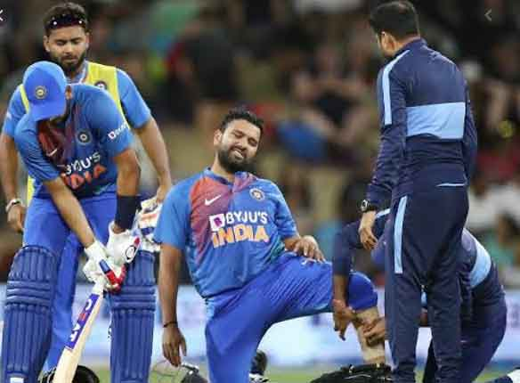 Rohit out of ODI and Test team against New Zealand - Sach Kahoon