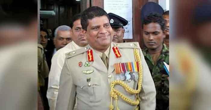 Sri Lanka objected to US ban on Army Chief Silva - Sach Kahoon