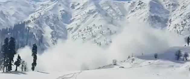 Snow and Avalanche