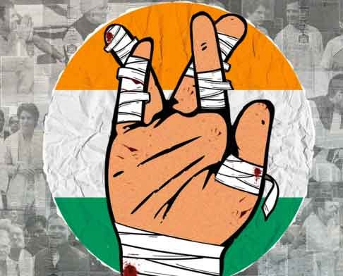 Who will stop the Congress' suicide
