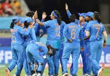 Indian women's team third consecutive win in World Cup - sach kahoon news