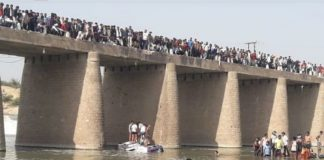 24 dead as bus falls in river in Rajasthan - Sach Kahoon News