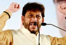leader Waris Pathan