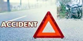 six people died in road accident