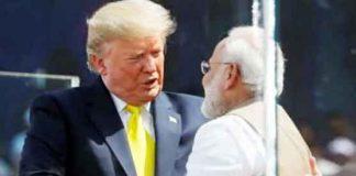 Donald Trump visits India - Sach Kahoon News
