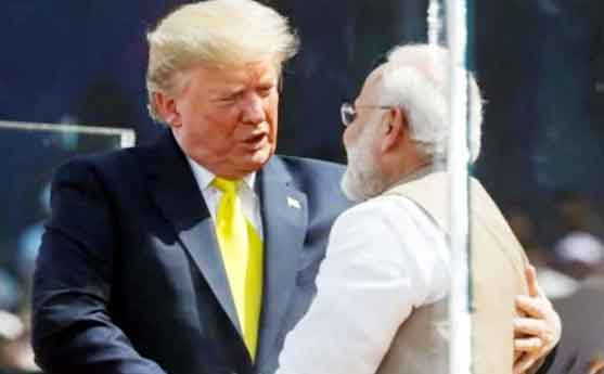 Donald Trump visits India - Sach Kahoon News