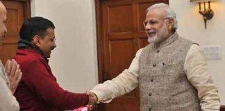 Arvind Kejriwal Narendra Modi