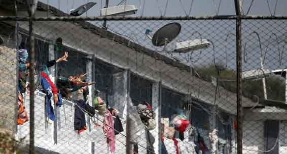 23 prisoners died in an attempt to break a Columbia prison - sach kahoon