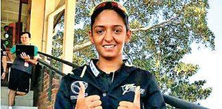 Cricket woman Harmanpreet Kaur