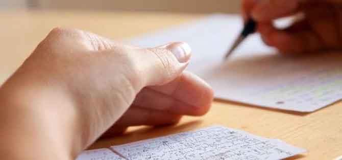 Duplicate Case in Examination