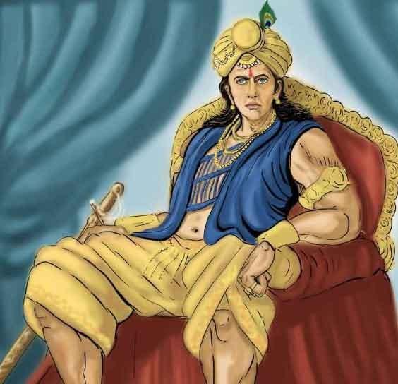 Emperor Bimbisara's wish