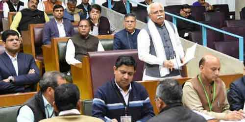 Haryana Budget Session