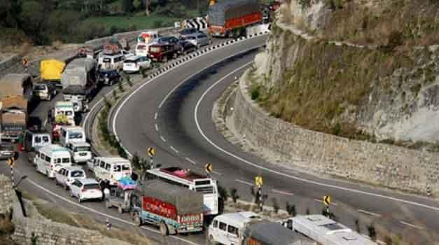 Kashmir Landslide