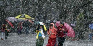 Rain-in-Haryana