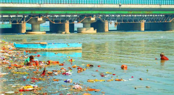 Increasing Pollution in Rivers