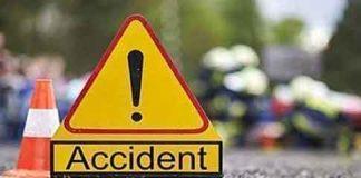 Accident in Vadodara