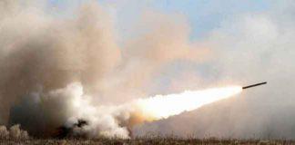 Rocket Attack in Esmira