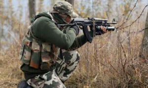 Terrorists Killed in Encounter