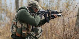 Terrorists Killed in Encounter