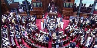 There was no Zero Hour and Question Hour in Rajya Sabha due to opposition's call