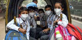 schools closed in Delhi