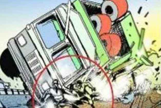 two road accidents in Rajasthan