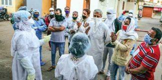 Corona crisis facing doctors and medical workers
