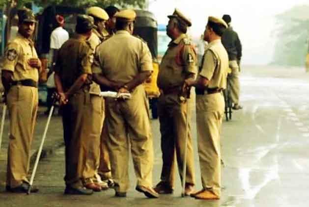 Delhi-Police