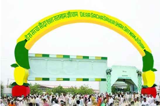 Firm faith brings happiness Pujya Guru Ji