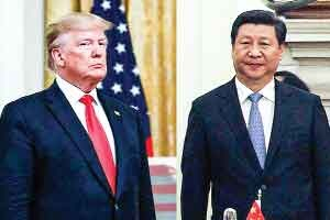 Growing incredulity towards China